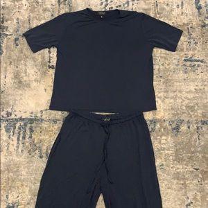 Topshop pajama set